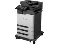 Imprimante laser multifonction Lexmark CX825dtfe - Couleur