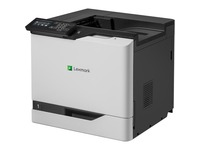 Lexmark CS820de Desktop Laser Printer - Color