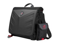 "Asus ROG Ranger Carrying Case (Messenger) for 15.6"" Notebook - Black"