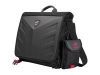 """Asus ROG Ranger Carrying Case (Messenger) for 15.6"""" Notebook - Black"""