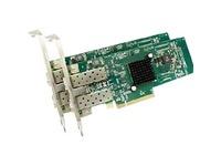 AddOn 100Mbs Single Open ST Port 2km MMF PCIe x1 Network Interface Card