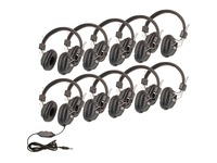 Califone Child Sized 3068Av Volume Control 10Pk