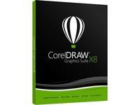 Corel CorelDraw Graphics Suite v.X8 - Box Pack - 1 User