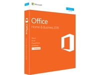 HP Microsoft Office 2016 Home & Business - License and Media - 1 PC