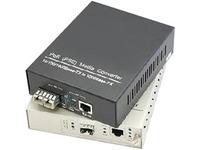 AddOn 10/100/1000Base-TX(RJ-45) to 1000Base-FX(ST) MMF 1310nm 2km Mini Media Converter