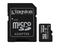 Kingston Industrial 32 GB Class 10/UHS-I (U1) microSDHC