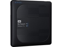 WD 3TB My Passport Wireless Pro Portable External Hard Drive - WiFi AC, SD, USB 3.0