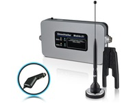 "Smoothtalker Mobile X1 50dB Wireless High Powered Cellular Signal Booster 11"" Mag Ant"