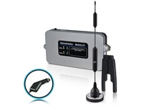 "Smoothtalker Mobile X1 50dB Wireless High Powered Cellular Signal Booster 14"" Mag Ant"