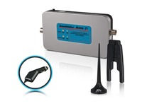 """Smoothtalker Mobile Z1 50dB Wireless Cellular Signal Booster With 3"""" Mini Mag Ant"""