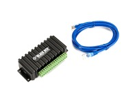 Black Box Digital I/O Dry Contact Sensor - (8) Dry Contacts with 5-ft. (1.5-m) Cable - New