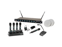 ClearOne WS840 Wireless Microphone SystemReceiver