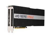 AMD FirePro S7150 X2 Graphic Card - 16 GB GDDR5 - Full-height