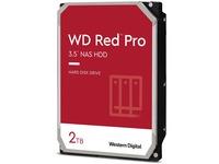 """WD Red Pro WD2002FFSX 2 TB Hard Drive - 3.5"""" Internal - SATA (SATA/600)"""