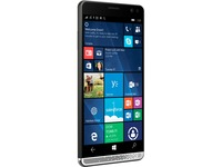 "HP Elite x3 64 GB Smartphone - 6"" Super AMOLED WQHD 1440 x 2560 - 4 GB RAM - Windows 10 - 4G - Black"