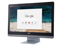 "Acer Chromebase 24 CA24V All-in-One Computer - Intel Core i7 i7-5500U Dual-core (2 Core) 2.40 GHz - 8 GB RAM DDR3L SDRAM - 32 GB SSD - 23.8"" Full HD 1920 x 1080 Touchscreen Display - Desktop"