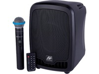 AmpliVox SW725 - Wireless Portable Media Player PA System