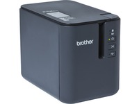 Brother P-touch PT-P950NW Desktop Thermal Transfer Printer - Monochrome - Label Print - Ethernet - USB - Serial