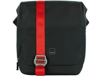 """Acme Made North Point Carrying Case (Messenger) for 13"""" Notebook - Black, Orange"""
