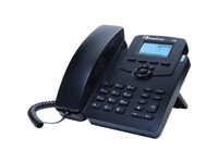 AudioCodes 405HD IP Phone - Corded - Black