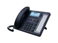 AudioCodes 430HD IP Phone - Corded - Black