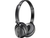 Audio-Technica QuietPoint Active Noise-cancelling On-Ear Headphones