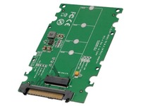 "SYBA Multimedia 2.5"" U.2 (SFF-8639) to M.2 NVMe"