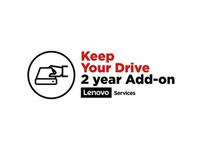 Lenovo Keep Your Drive (Add-On) - 2 Year - Service