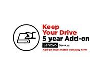 Lenovo KYD - 5 Year Extended Warranty - Warranty