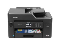 Brother Business Smart MFC-J5330DW Inkjet Multifunction Printer - Color - Desktop - Duplex Printing