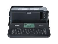 Brother P-touch PTD800W Desktop Thermal Transfer Printer - Label Print - USB