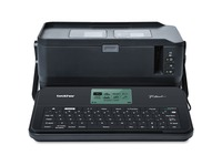 Brother P-touch PTD800W Desktop Thermal Transfer Printer - Label Print - USB