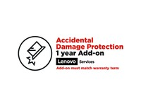 Lenovo Accidental Damage Protection (Add-On) - 1 Year - Service