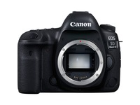 Canon EOS 5D Mark IV 30.4 Megapixel Digital SLR Camera Body Only - Black