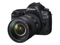 Canon EOS 5D Mark IV 30.4 Megapixel Digital SLR Camera with Lens - 24 mm - 105 mm - Black