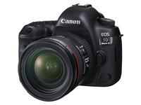 Canon EOS 5D Mark IV 30.4 Megapixel Digital SLR Camera with Lens - 24 mm - 70 mm - Black