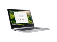 "Acer CB5-312T CB5-312T-K0YQ 13.3"" Touchscreen Chromebook - Full HD - 1920 x 1080 - MediaTek M8173C Quad-core (4 Core) 2.10 GHz - 4 GB RAM - 64 GB Flash Memory"