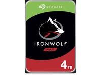 "Seagate IronWolf ST4000VN008 4 TB Hard Drive - 3.5"" Internal - SATA (SATA/600) - Conventional Magnetic Recording (CMR) Method"