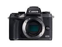 Canon EOS 24.2 Megapixel Mirrorless Camera Body Only - Black