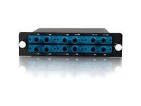 C2G 12-Strand MTP/MPO-ST Single-Mode Module - Method B