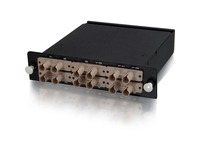 C2G 12-Strand MTP/MPO-ST Multimode 62.5/125 Module - Method B