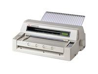 Oki MICROLINE 18-pin Dot Matrix Printer - Monochrome