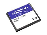 AddOn 1 GB CompactFlash - 1 Pack