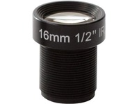 AXIS - 16 mm - Fixed Focal Length Lens for M12-mount