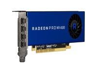AMD Radeon Pro WX 4100 Graphic Card - 4 GB GDDR5 - Low-profile