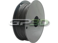 GP3D Black - PLA-1.75MM-3D Filament