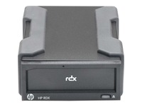 HPE Drive Dock - USB 3.0 Host Interface External - Black