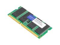 AddOn AA2400D4DR8S/16G x1 JEDEC Standard 16GB DDR4-2400MHz Unbuffered Dual Rank x8 1.2V 260-pin CL15 SODIMM