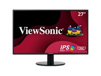 "Viewsonic VA2719-SMH 27"" Full HD LED LCD Monitor - 16:9 - Black"