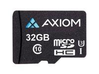 Axiom 32 GB Class 10/UHS-I (U3) microSDHC
